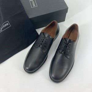 B Store Richard 3 Genuine Leather Lace-up Oxfords